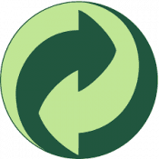 Green Dot Recycling Symbol